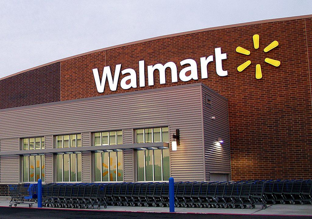 Wal-Mart Exterior photo