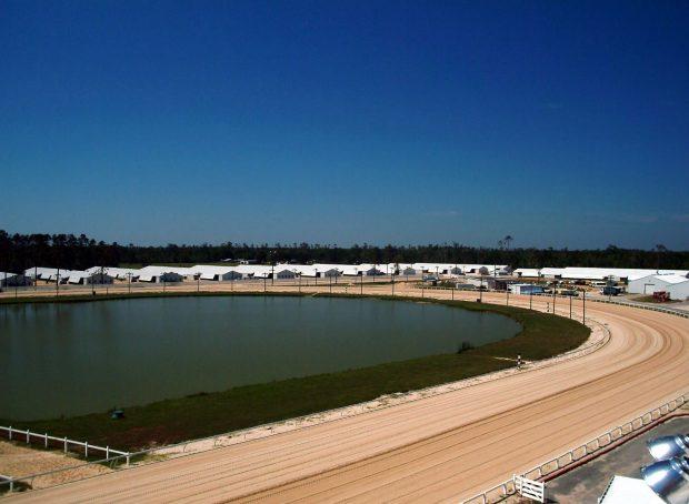 Delta Downs Racetrack and Casino Renovations