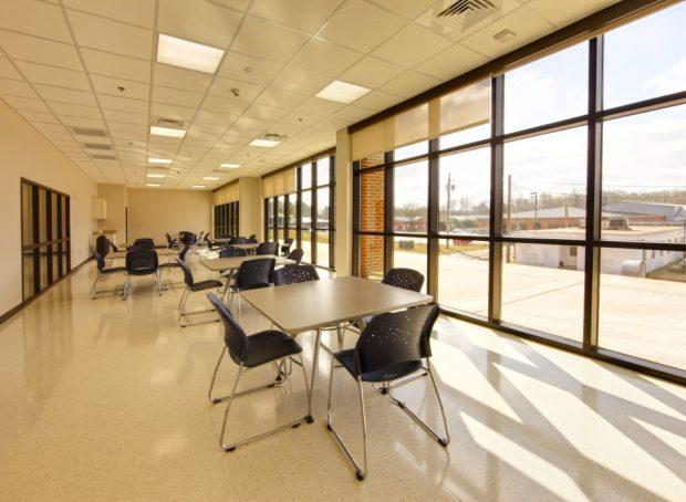ERDC Laboratory Office Building