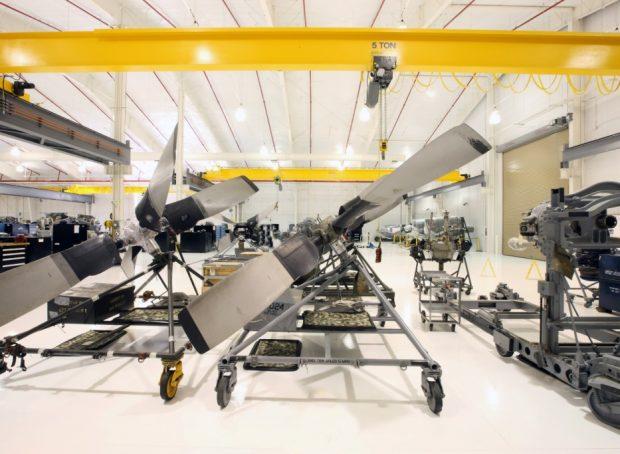 SOF Engine Maintenance and Storage Facility