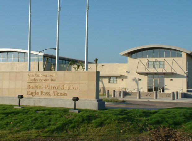 U.S. Border Patrol Station