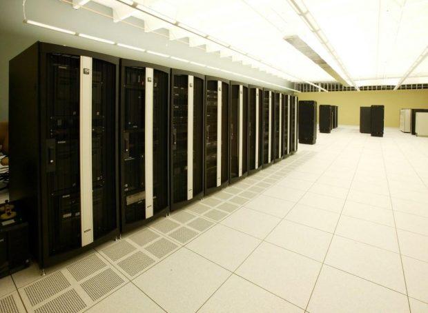 Hancock Bank Data Center