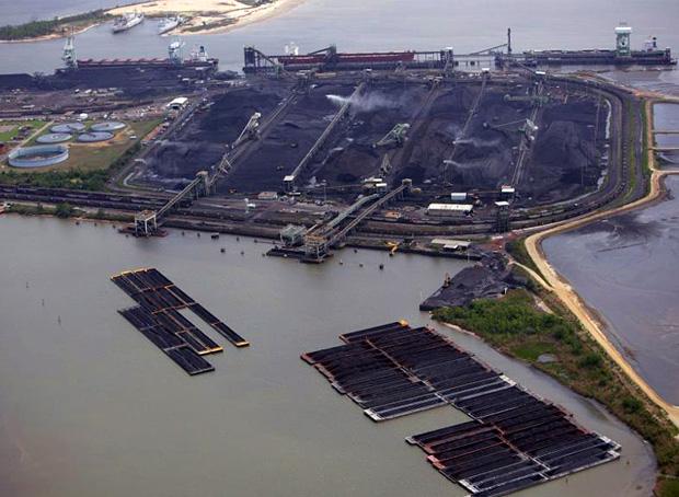 McDuffie Coal Handling Facilit
