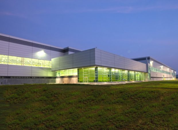 National Alabama Corporation Manufacturing Plant