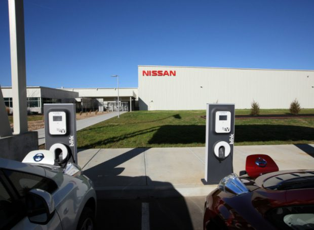 Nissan North America – Electric Vehicle Battery Plant