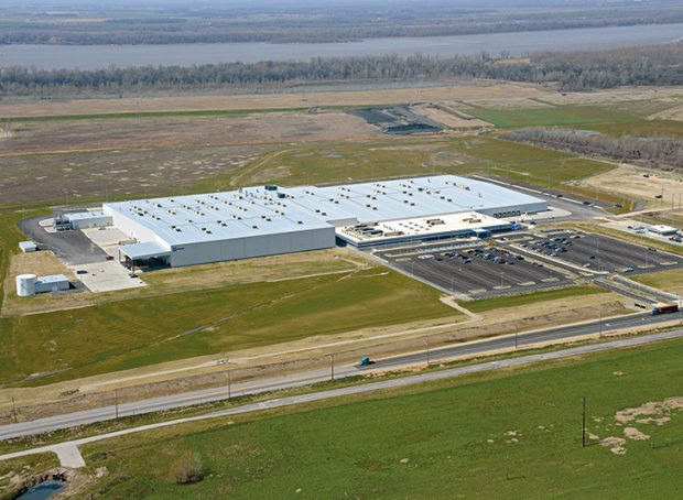 Electrolux Manufacturing Facility