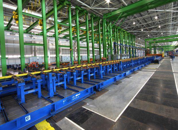 National Alabama Corporation Manufacturing Plant