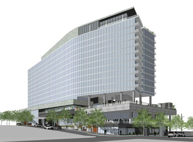 Yates Construction Awarded W Hotel Nashville