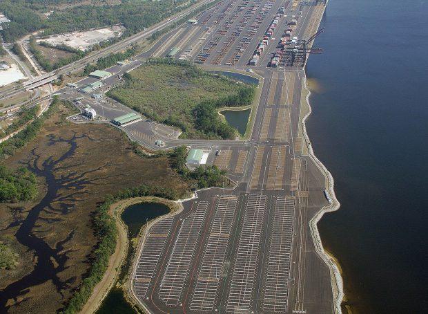 Dames Point Terminal