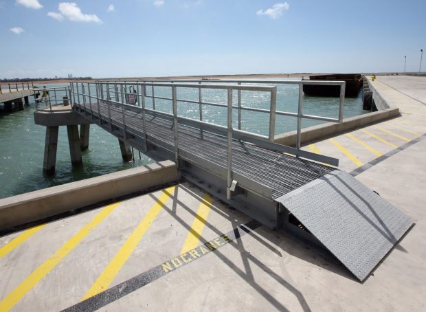Port of Isabel Spool Base Dock Facility