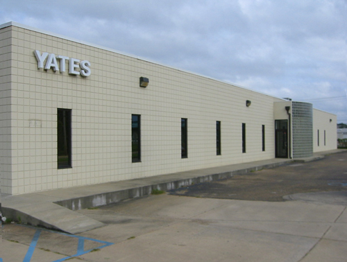 The first Yates Construction office outside of Philadelphia, MS opens in Jackson, MS