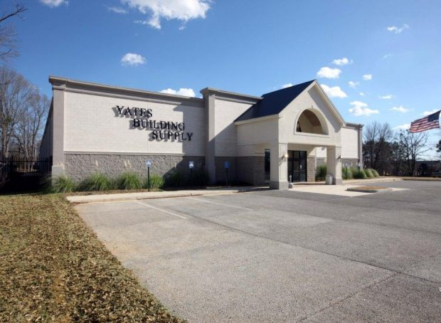 Yates Building Supply moves to a newly constructed 30,000 SF LEED® Gold certified facility