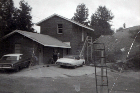 First W.G. Yates & Sons Construction Company Location circa 1964