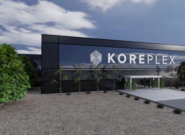 Yates Construction to Build KOREPlex